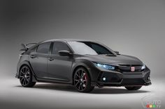 "<a class=""pintag"" href=""/explore/Honda/"" title=""#Honda explore Pinterest"">#Honda</a> Civic Type R prototype on display at SEMA Show 