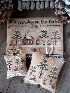 The Little Stitcher: Winter Story