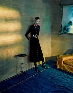 the sea whispers: binx walton by emma summerton for vogue japan august 2016 | visual optimism; fashion editorials, shows, campaigns & more!