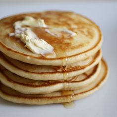 """Fluffy Pancakes 