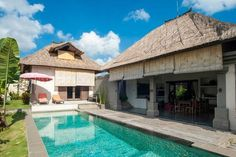 Check out this awesome listing on Airbnb: Beautiful open villa in Canggu!  - Houses for Rent in Denpasar