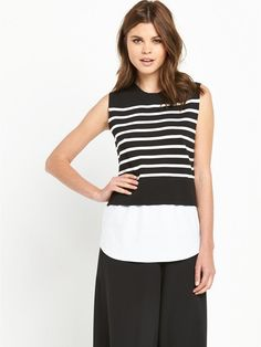 Sleeveless Striped 2-in-1 Jumper, http://www.very.co.uk/v-by-very-sleeveless-striped-2-in-1-jumper/1600077810.prd