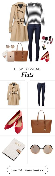 """Let IT rain"" by solespejismo on Polyvore featuring Zara, Wet Seal, MICHAEL Michael Kors, Calvin Klein and Marc by Marc Jacobs"