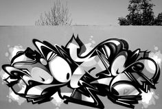 #ironlak #photography #graff #graffiti #black and white