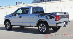 Nice Ford 2017: 2015-2017 Ford F-150 Rouse Rip Truck Bed Mudslinger Style Side Vinyl Graphic Dec... Car24 - World Bayers Check more at http://car24.top/2017/2017/04/20/ford-2017-2015-2017-ford-f-150-rouse-rip-truck-bed-mudslinger-style-side-vinyl-graphic-dec-car24-world-bayers/
