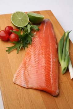 Healthy Foods To Keep Your Heart Fit As A Fiddle.Salmon has loads of antioxidants to heal your body and your skin.