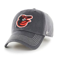 on sale 69ab2 5fa33 Baltimore Orioles 47 Brand Charcoal Cronin Adjustable Hat