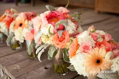 Beautiful flower bouquets!
