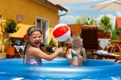Atividades para as crianças no verão