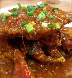 Chili crab by 1CheekyChimp, via Flickr
