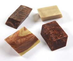 Wood Scented Soap Gift Set...(–)
