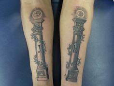 Masonic Tattoos, Freemasonry, Tatoos, Ink, Artwork, Tattoo Ideas, Freemason, Work Of Art, Auguste Rodin Artwork