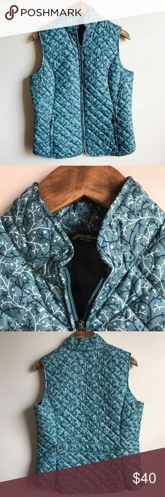 Selling this Eddie Bauer Down Vest on Poshmark! My username is: megbell08. #shopmycloset #poshmark #fashion #shopping #style #forsale #Eddie Bauer #Jackets & Blazers