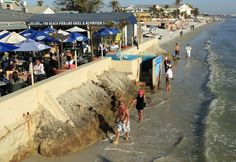 The Beach Pierside Grill   Fort Myers Beach Florida