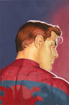 Spider-Man by Joao Silveira★ Find more at http://www.pinterest.com/competing/