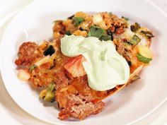 Get Mexican Chorizo Strata Recipe from Food Network
