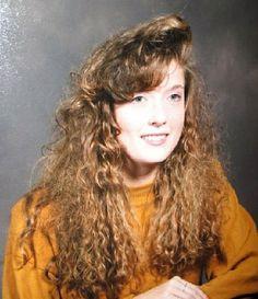 Throwback Thursday {80's Hair}