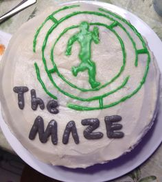 My sis made this cake for me!!!!! ISNT IT AWESOME?!?! -Emma
