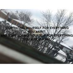 I have multiple favorite quotes. #emstagram #day27
