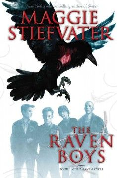 The Raven Boys - Peabody - Peabody Institute Library