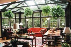 Znalezione obrazy dla zapytania mansion conservatory