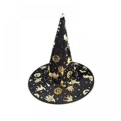 4d64118e126 Wider Reliable Witch Hat For Halloween Costume