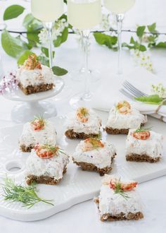 Easter Recipes, Appetizer Recipes, Appetizers, Food For A Crowd, Deli, Afternoon Tea, Tapas, Brunch, Food And Drink
