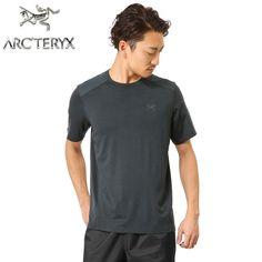 http://item.rakuten.co.jp/auc-waiper/acto61506102/ ARC'TERYX アークテリクス Pelion Comp Crew SS ショートスリーブシャツ 65918  #ミリタリーセレクトショップWIP #men's #メンズ #MILITARY #T-SHIRT #Tシャツ #半袖 #shortsleev
