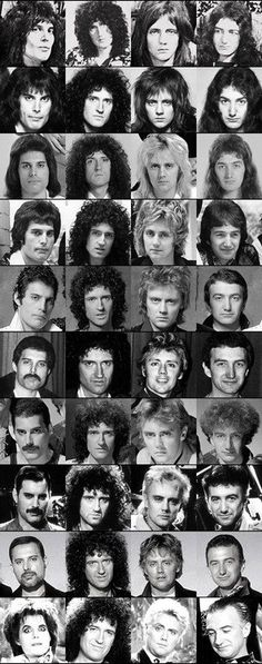 Love that Brian basically hasn't changed at all :D..brians had the same haircut for the last 45 or so years
