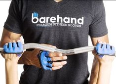 Barehand gloves- Utility patent pending friction reduction gloves while preserving natural hand functionality. #weightlossbeforeandafter
