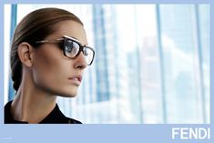 Image result for fendi eyewear ad