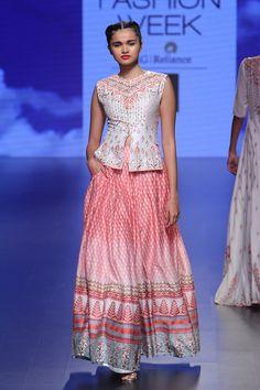Anita Dongre at Lakmé Fashion Week summer/resort 2016