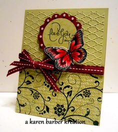 CC422 - LOVE YOU MUCH! by Karen B Barber - Cards and Paper Crafts at Splitcoaststampers