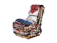 "Fauteuil ""Rag Chair"""