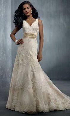 Alfred Angelo Wedding Dress 2251