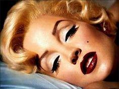 maquillaje de los años 50