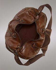 Polo Ralph Lauren - Leather Gym Bag
