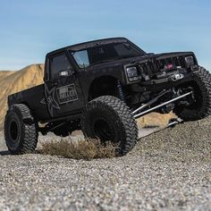 Save by Hermie Lifted Cars, Lifted Ford Trucks, Pickup Trucks, Comanche Jeep, Jeep Cherokee Xj, Jeep Cars, Jeep Truck, Jeep Wk, Custom Jeep
