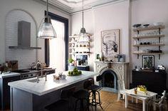 A kitchen to love - Tour the set: The Intern
