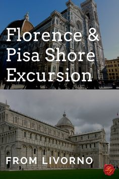Do you want to make the most out of your day in Tuscany? Then our Florence & Pisa Shore Excursion is perfect for you. Enjoy Tuscany's pearls with a private tour guide and private car for maximum comfort between your cruise ship and cities. #iliveitaly #Florence #Pisa