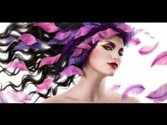 Light & Wind | concept, make-up & hair stefania d'alessandro photos autuori & carletti - photografia