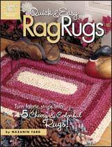 Crochet easy rug