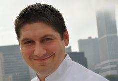 Patrick Fahy: Café des Architectes Restaurant, Chicago #HFWF12 http://www.koolina.com/events/hawaii-food-wine-festival