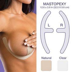 1 Pair Epi-Derm Mastopexy