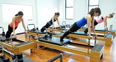 Pilates ProWorks: The new studio says it's the vinyasa of the Pilates world- RATE_LIMIT_EXCEEDED