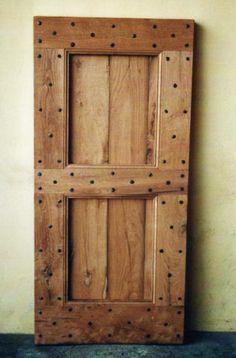 Porta antica chiodata rustica riproduzione su misura antiques door portone legno & porta antica chiodata rustica antiques door | Arte e antiquariato ...