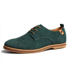 Suede Derby by Aosis NEW 2017 - Affinity Find