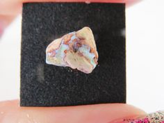 Vintage Mexican Fire Opal in Display Case Loose Gemstone great Collection by wandajewelry2013 on Etsy
