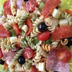 Awesome Pasta Salad | What2Cook