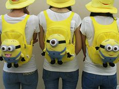 minion baby clothes | Minion Bags | Clothing and Accessories, Travel and Leisure, Kids and ...